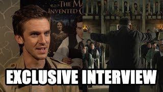 Exclusive: Dan Stevens on working with Gareth Evans on Apostle
