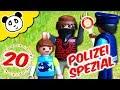 ⭕ KITA SONNENSCHEIN - Fieser Verbrecher Bricht In Die Kita Ein! - Playmobil Film