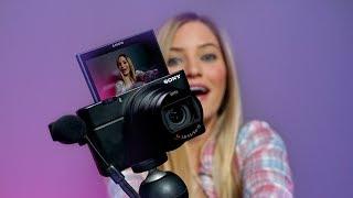 Vlogging Camera - RX100 VII Review!