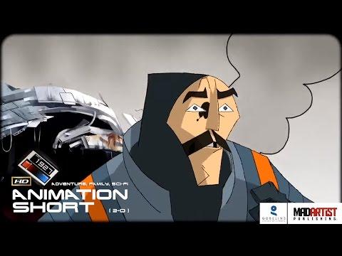 "2D Animated Short Film ""CHRONOS"" Interesting Sci-Fi Adventure Animation by GOBELINS"
