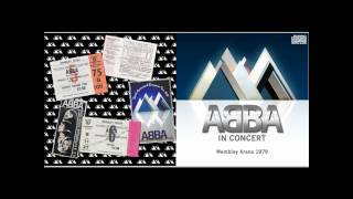 ABBA live at  Wembley Arena 1979 song  21 The way old friends do..wmv