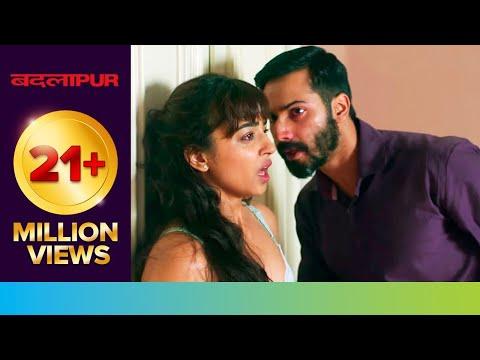 Radhika Apte, Varun Dhawan   Badlapur Movie Scene