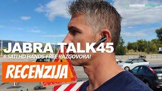 Jabra Talk 45 Recenzija