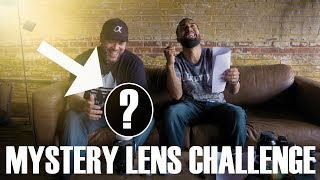 Mystery Lens Challenge Feat. Manny Ortiz | Breakdown With Miguel Quiles