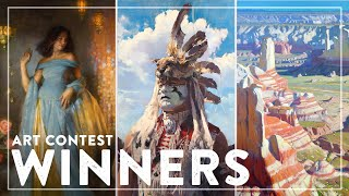 Art Competition Judge Reviews Winners to Help You Win!