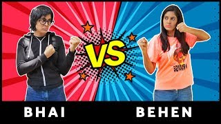 Bhai VS. Behan | Bhai Behan ka Pyaar | Part 2 | Rickshawali