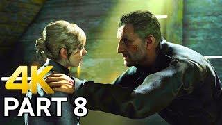 Rise of the Tomb Raider 4K Gameplay Walkthrough Part 8