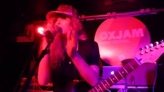 The Ting Tings - Communication (Live Debut) (HD) - Miranda, Ace Hotel - 29.09.14