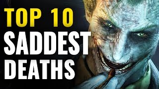 Top 10 Most Heartbreaking Deaths In Modern Gaming