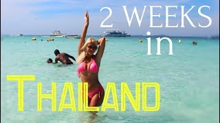 ТАЙЛАНД : 2 недели в Раю || 2 Weeks in Paradise : THAILAND