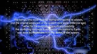 Andromeda, Galactic Council locates, shutting down, deep space Reptilian programmed AI
