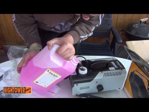 [Review] Beamz Nebelmaschine S900 (deutsch/german)