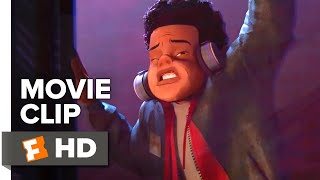 Spider Man: Into The Spider Verse Opening Scene (2019) | FandangoNOW Extras
