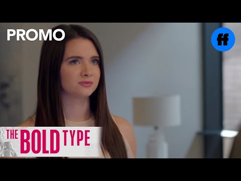 "The Bold Type | Season 1 Episode 8 Promo: ""The End Of The Beginning"" 