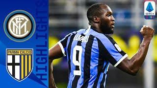 Inter 2-2 Parma | Inter Rescue a Draw as Lukaku and Gervinho Both Score | Serie A