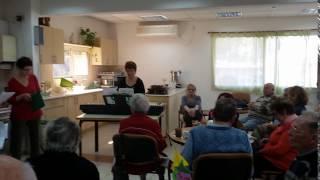 הפסקה פעילה-מקהלת דורות 1