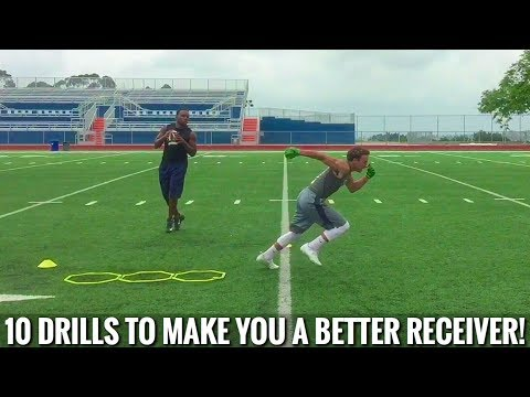 10 RECEIVER DRILLS THAT WILL TAKE YOUR GAME TO THE ...