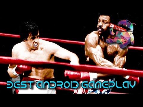 Rocky Balboa VS Apollo Creed Real Boxing 2 Android