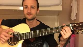 Fixing A Broken Heart   GUITAR CHORDS TUTORIAL