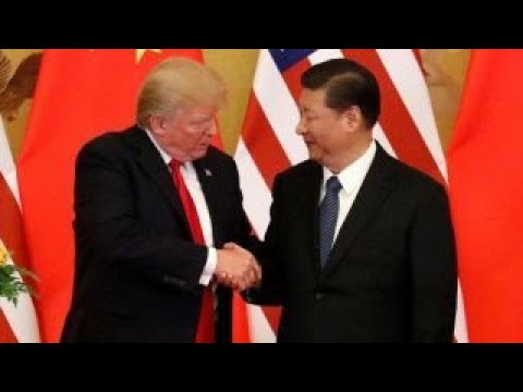 Signs of progress in U.S.-China trade talks