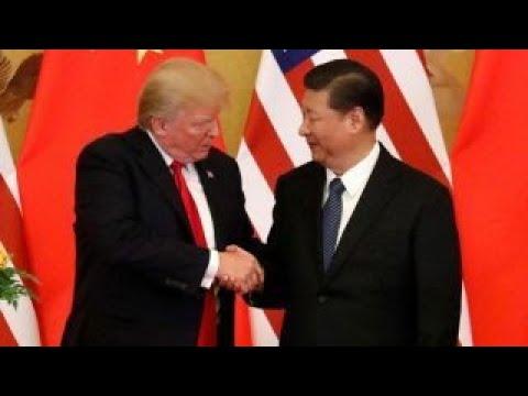 Signs of progress in U.S.-China trade talks