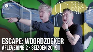 Escaperoom: Woordzoeker    Aflevering 2 | The Big Escape