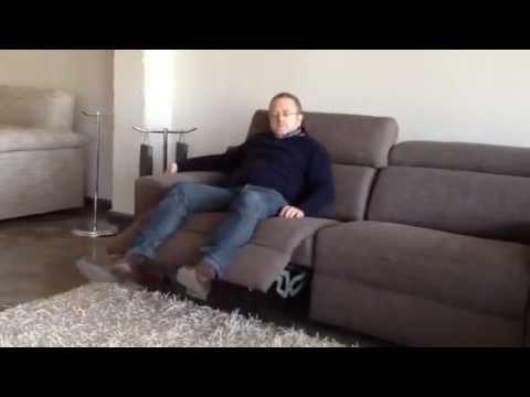 SIGMA relax sofa