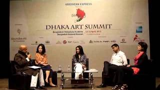 preview picture of video 'Dhaka Art Summit - Talks - The Emergence of South Asian Art - Bangladesh and the Future - Part 2'