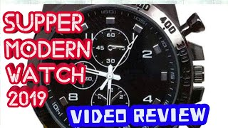 #Review - Video Review Modern Watches 2019