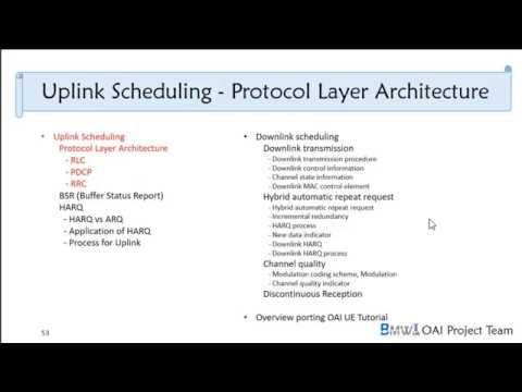 LTE Training course - Uplink scheduling