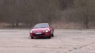 preview picture of video 'Orneta RallySprint 29.03.2015 Celica GT Czerwiński/Butkiewicz - przejazd 1'