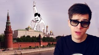 UsachevToday - Голограмма Фредди Меркури и офис в Кремле