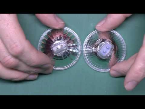 Halogen Downlight Lamps - Dichroic Vs Aluminium Reflectors