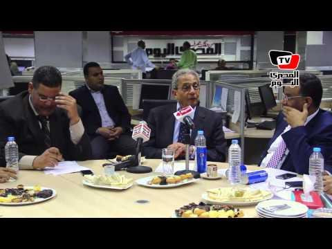 تعليق عمرو موسي علي زيارة بوتين للقاهرة الأسبوع القادم