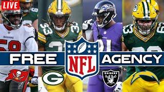 2021 NFL Free Agency News