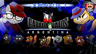 Gatada de vatos  Argentina.- Cuartos de final y semifinales