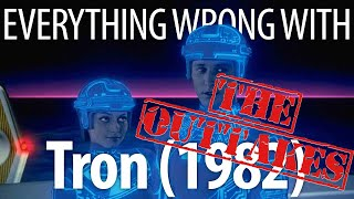 Everything Wrong With Tron (1982): The Outtakes