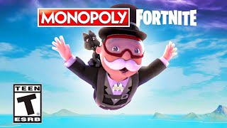 Fortnite Monopoly Trailer