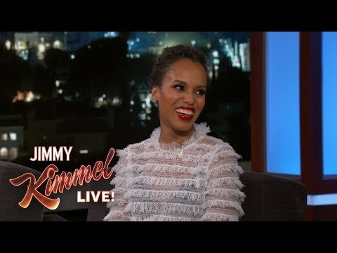 , title : 'Kerry Washington on Scandal, Oprah & State of the Union'