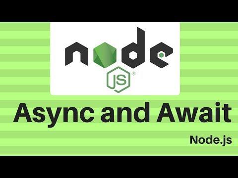 Download Using Async And Await In Node Js | Dangdut Mania
