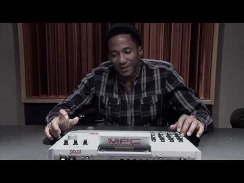 MPC Minute featuring Q-Tip
