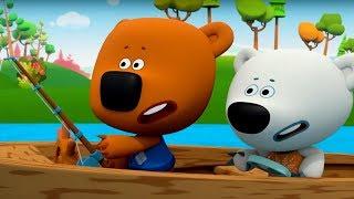 Ми-ми-мишки - Морское чудовище - Серия 120 - российские мультики для детей