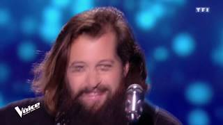 Perfomances of Classic Rock Songs who got all the chairs in The Voice