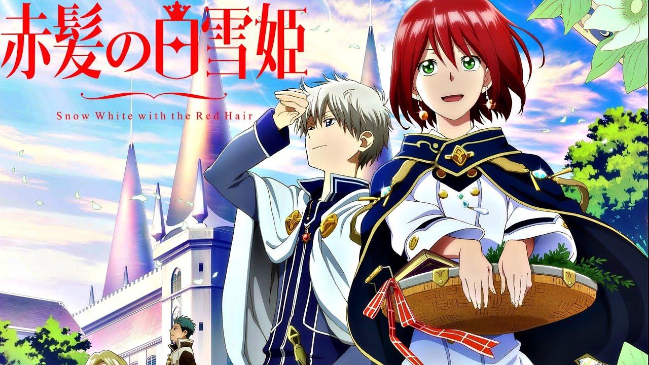 Akagami no Shirayukihime (Snow White with the Red Hair)
