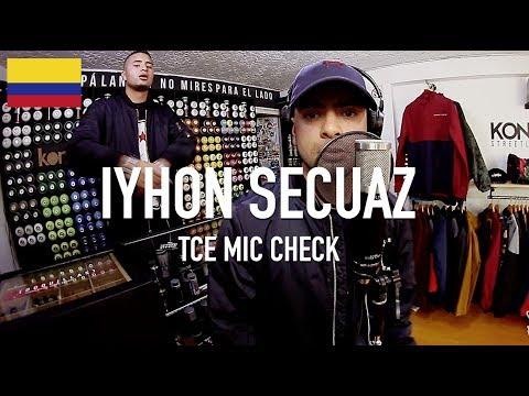 Iyhon Secuaz - Untitled [ TCE Mic Check ]