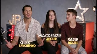 Dancing With the Stars Junior: Cast Introductions