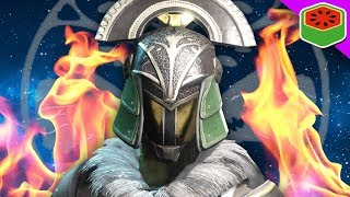 THE MASTERWORK WAGER! | Destiny 2 - Iron Banner Bets #4 (The Dream Team)