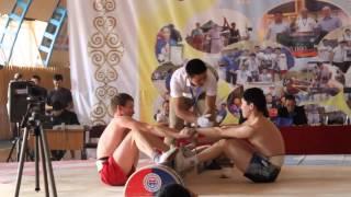 Республиканский турнир по мас-рестлингу памяти Михаила Карамзина Мас-Мэхээлэ