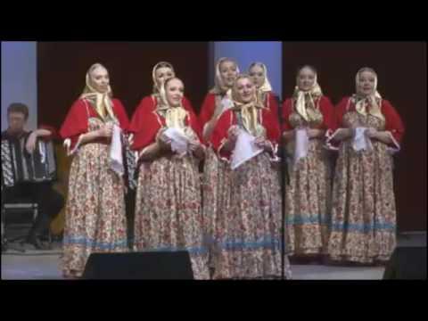 Омский хор - При долине куст калины