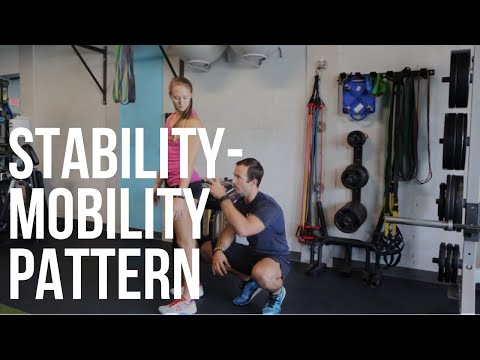 Stability Mobility Pattern of the Body - YouTube